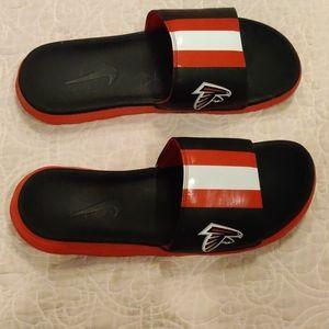 Nike Atlanta Falcons Slide Sandals Size 14